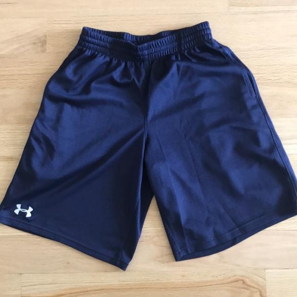 Arábica Histérico Imposible  Under Armour Shorts | Men Under Armor Navy Shorts | Poshmark
